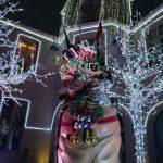 Decors Noel exterieur figurine